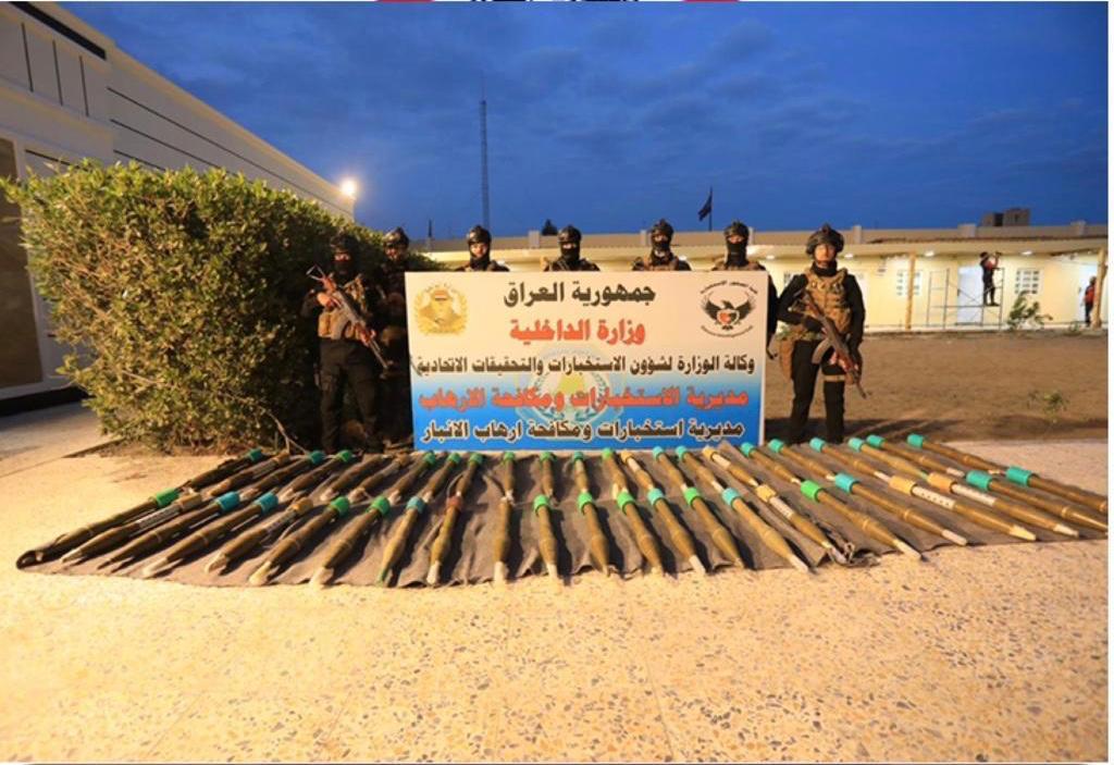الاستخبارات العراقية تحبط استهدافاً لمبنى محافظة الانبار ودوائر أمنية وخدمية