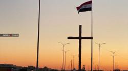 بالصور.. أمنية واحدة حاضرة في احتفالات مسيحيي العراق