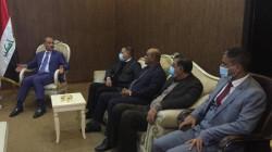 عبد الاله يرفض اجتماع درجال ويعده تنفيذاً لأجندة عبد المهدي