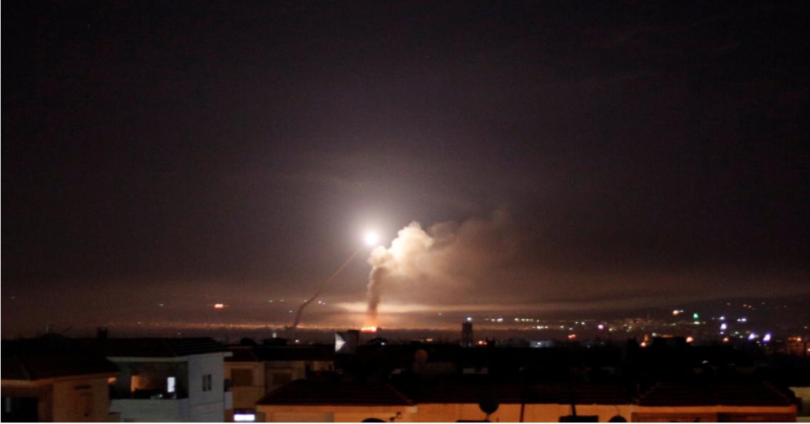 قصف اسرائيلي جديد يستهدف مواقع عسكرية في سوريا
