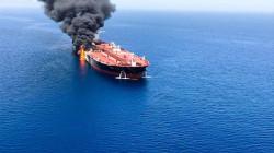 """السعودية: لغم """"حوثي"""" ينفجر بسفينة شحن تجارية في البحر الأحمر"""