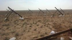 إحباط محاولة شن هجوم صاروخي لداعش في صلاح الدين