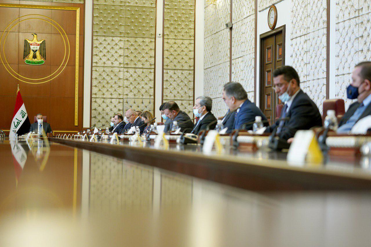 الكاظمي: حكومتي نتاج حراك شعبي ومطلب المرجعية وقوى التغيير