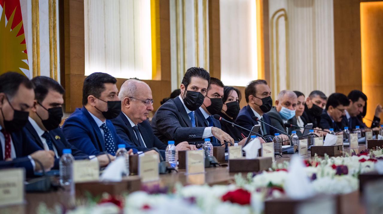 مجدداً.. كوردستان ترسل وفداً برئاسة طالباني الى بغداد