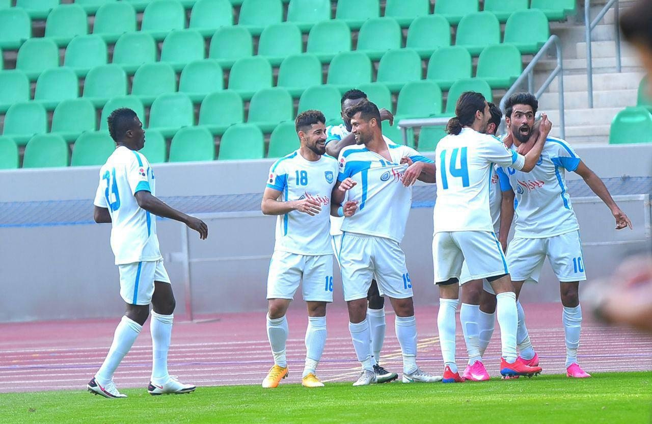 امانة بغداد يتغلب على مضيفه البصري بهدف دون رد في الدوري الممتاز