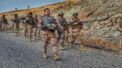 Clashes between ISIS and security forces in Khanaqin