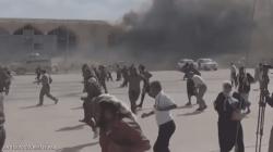 اليمن.. نجاة وزراء الحكومة الجديدة من انفجارين بمطار عدن
