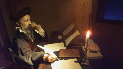 NOSTRADAMUS predicted ZOMBIES and world-ending asteroids for 2021