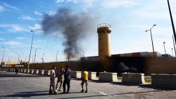 """إجراءات أمنية مشددة بمحيط """"الخضراء"""" ومطار بغداد تحسباً لهجمات محتملة"""