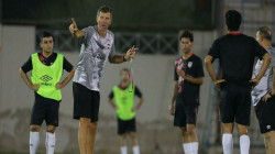 كاتانيتش يواجه الإمارات بلاعبي الدوري العراقي لغياب المحترفين