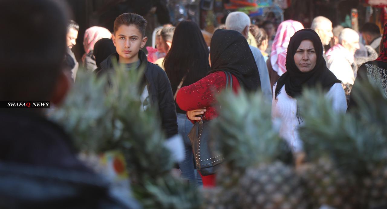 29 حالة إصابة جديدة بكورونا في مناطق شمال وشرق سوريا