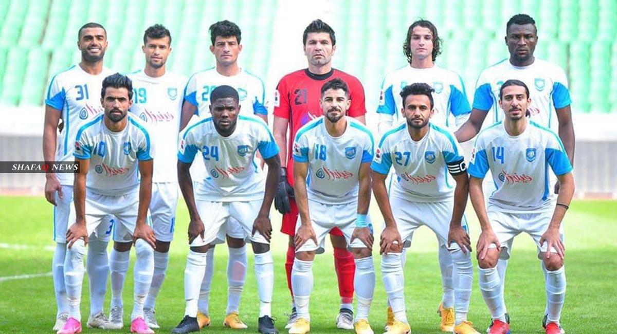 نادٍ عراقي يمنع لاعبيه من الظهور الاعلامي ويغلق تدريباته