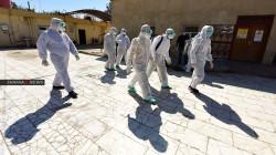 كوردستان.. حالة وفاة واحدة و153 إصابة جديدة بكورونا