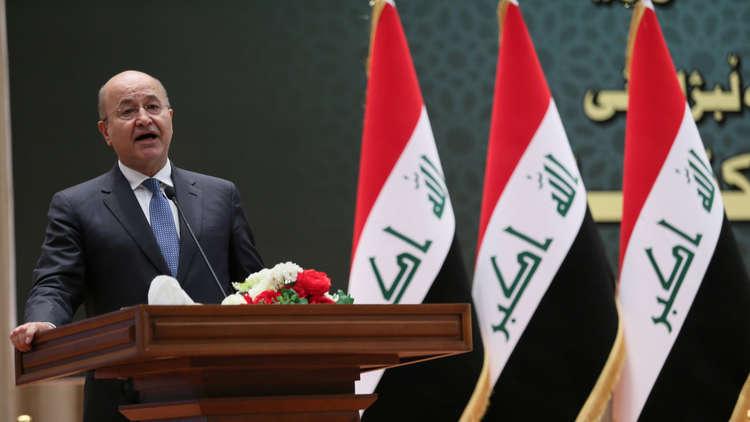 صالح: السيستاني لعب دورا حاسما في حماية الأقليات.. هذا ما سيمثله استقباله للبابا