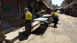 ثلاث وفيات و43 إصابة جديدة بكورونا في شمال وشرق سوريا
