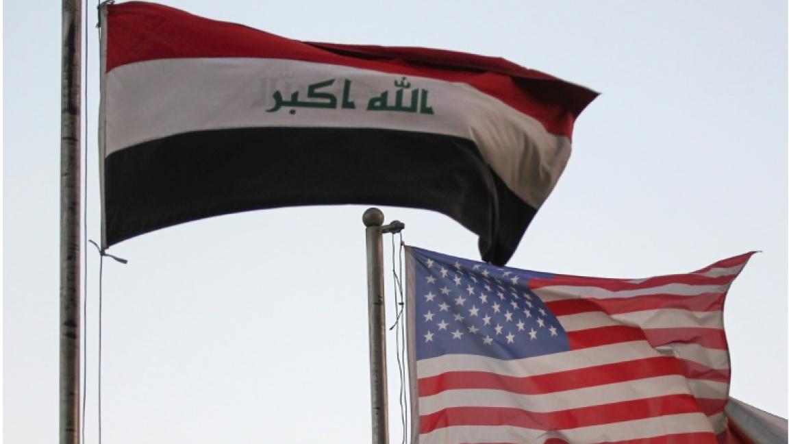 تحذير جديد من واشنطن وبغداد لطهران