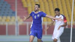 ايمن حسين يتصدر قائمة الهدافين للدوري الممتاز بثمانية أهداف