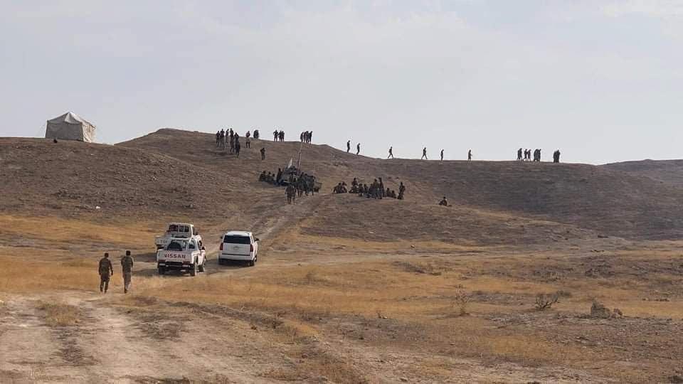 """مسؤول حكومي يطالب بتأمين """"حوض النار"""" بين ثلاث محافظات عراقية"""
