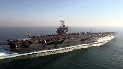 """إيران منزعجة من إبقاء """"نيميتز"""" في الخليج: سنرد على أي تحرك"""
