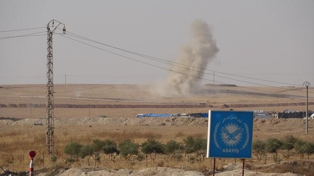 الطائرات الحربية التركية تقصف عدة مناطق في دهوك