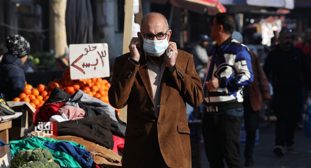 7 وفيات و770 إصابة جديدة بكورونا العراق