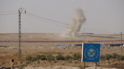 Turkish factions bomb Ain Issa in northern Syria