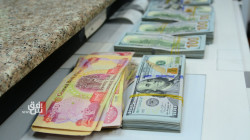 أسعار الدولار تواصل الارتفاع في بغداد مع استقرارها في إقليم كوردستان