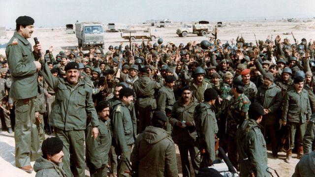 تحالف يدعو لإطلاق سراح قادة جيش صدام واعادة ممتلكات واموال المنفيين منهم