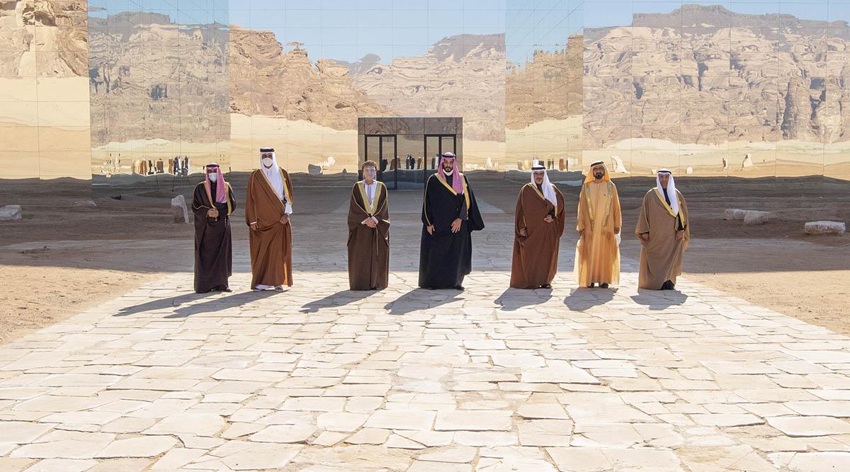 ثلاث عواصم في قلب القمة الخليجية: صفحة طويت وغبار عاصفة لم يتبدد