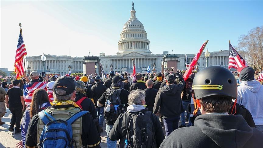 إعلان حظر تجوال في واشنطن