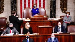 الكونغرس يستأنف جلسة المصادقة على انتخاب بايدن