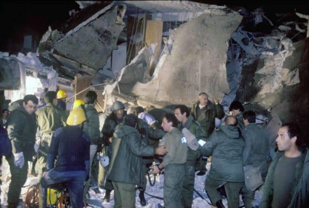 اسرائيل تكشف لأول مرة: قصف صدام حسين لتل أبيب قتل 14 وأصاب 229