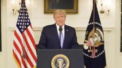 ترامب يعترف بهزيمته ويدعو للمصالحة: سيدفعون الثمن