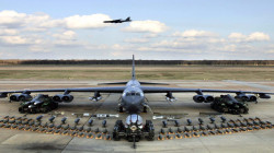 أمريكا ترسل قاذفتي B-52 إلى الشرق الأوسط في مهمة ردع أخرى لإيران