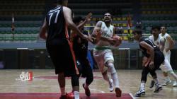 فوز الشرطة والحشد الشعبي والنفط في دوري السلة الممتاز