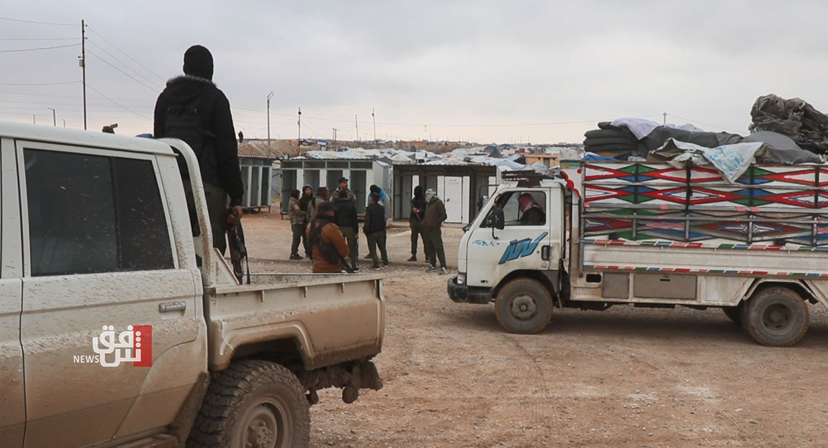 ISIS kills an official in Al-Hol Camp