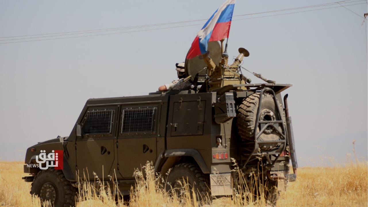 الشرطة الروسية تتمركز أقصى شمال شرقي سوريا