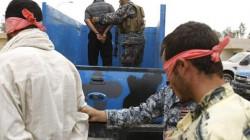 القبض على ثلاثة ارهابيين ينتمون لداعش في نينوى وصلاح الدين