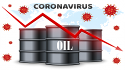 Oil prices fall on renewed coronavirus concerns as China cases mount