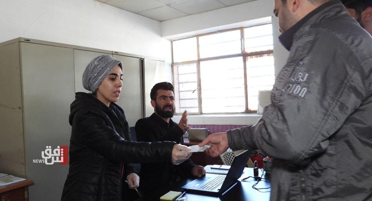 مفوضية حقوق الإنسان: إجبار الموظفين على تحديث بطاقاتهم الانتخابية خرق فاضح