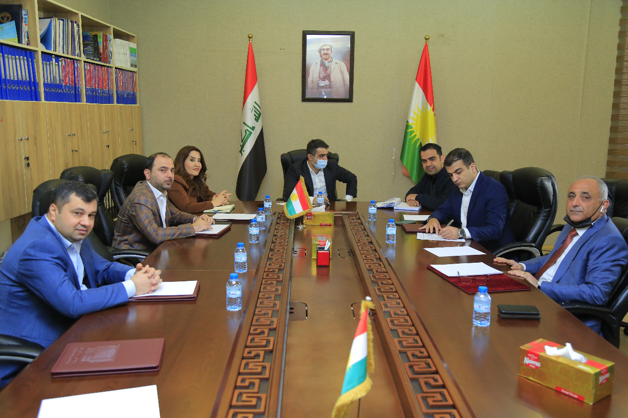 Kurdistan Parliament submits a report on local refineries to KRG
