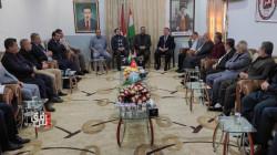 16 حزبا كوردستانيا يخوضون الانتخابات بقائمة واحدة بكركوك ويرسلون وفداً لأربيل