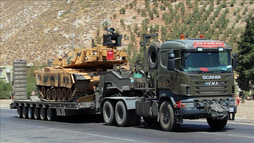 بعد قصف للنظام.. تعزيزات تركية تصل مناطق خفض التصعيد في إدلب