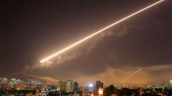 مقتل واصابة 16 عسكريا سوريا ومقاتلا من الفصائل المتحالفه بقصف قرب العراق