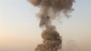 کوشتن شوانیگ و زەخمداربوین کەسیگ تر وە تەقینەوەیگ لە دەورگرد هەرێم کوردستان