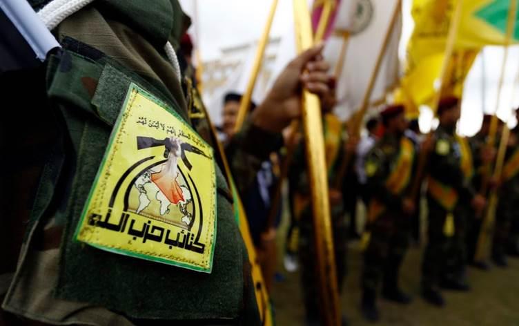 كەتايب حزبولڵای عراقی ئامادەیی خوەی ئەرا راهێنان بزووتنەوەیل ئازادیخواز ئەمریکا نشان دەێد