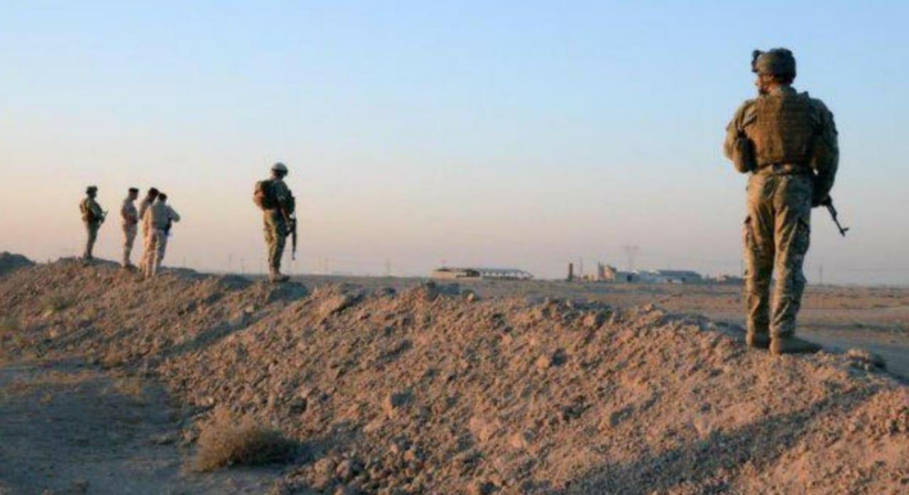 """اعتقال """"اداري عام"""" بتنظيم داعش في قاطع بغداد وثلاثة من مساعديه"""