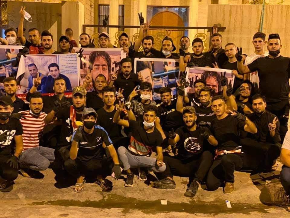 وقفة احتجاجية في صلاح الدين للمطالبة بحسم منصب شاغر منذ 135 يوماً