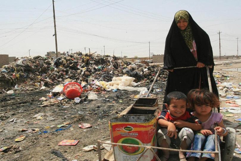 رقم صادم .. ثلاثة ملايين عراقي يعانون أزمة غذاء