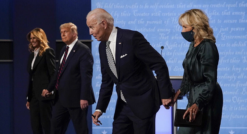 Biden calls on Senate to pursue impeachment, Trump to promote peace in our country